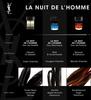 Yves Saint Laurent La Nuit De L'Homme Eau De Parfume 100ml
