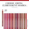 Bourjois Contour Edition Lip Pencil, 01 Nude Wave (1,14g)