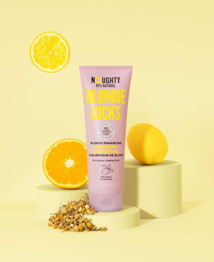 Noughty Blondie Locks Shampoo (250ml)