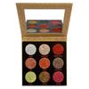 Makeup Revolution Pressed Glitter Palette, Midas Touch