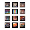 NYX Professional Makeup Ultimate Shadow Palette, 12W Ultimate Utopia (16 x 0,83 g)