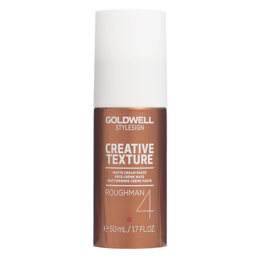 Goldwell Stylesign Creative Texture Roughman Matte Cream Paste 50ml