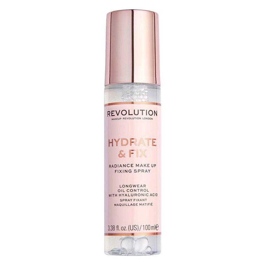 Make Up Revolution Hydrate & Fix Fixing Spray (100 ml)