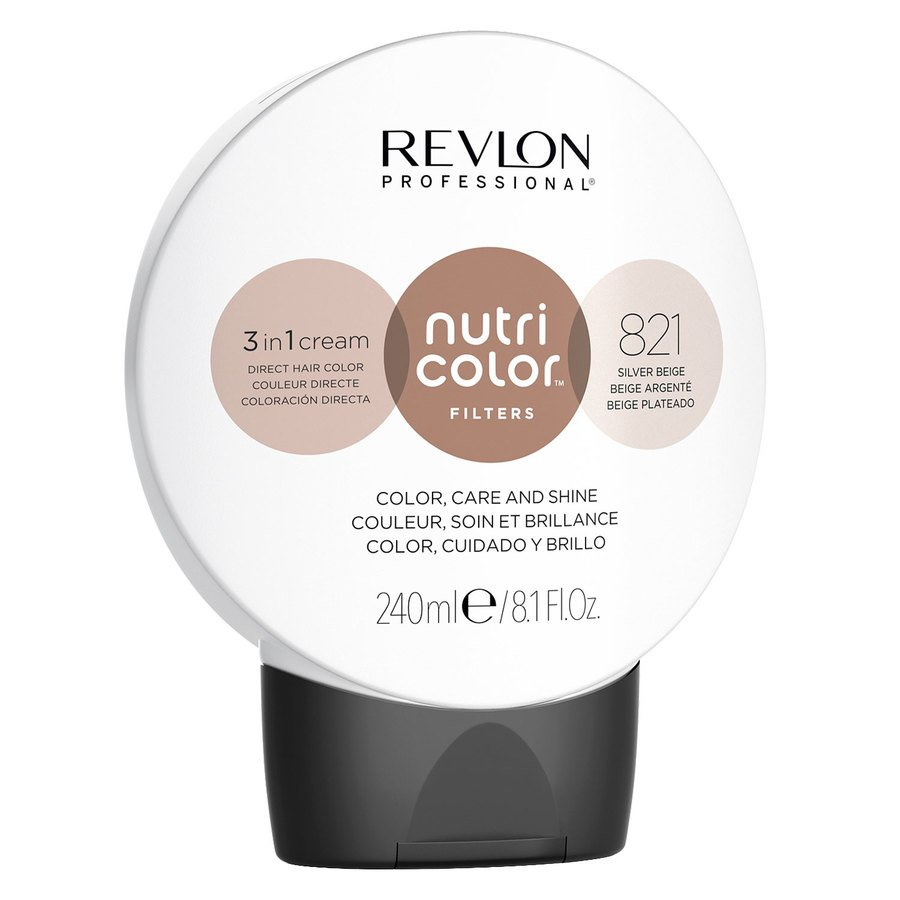 Revlon Professional Nutri Color Filters, 821 240 ml
