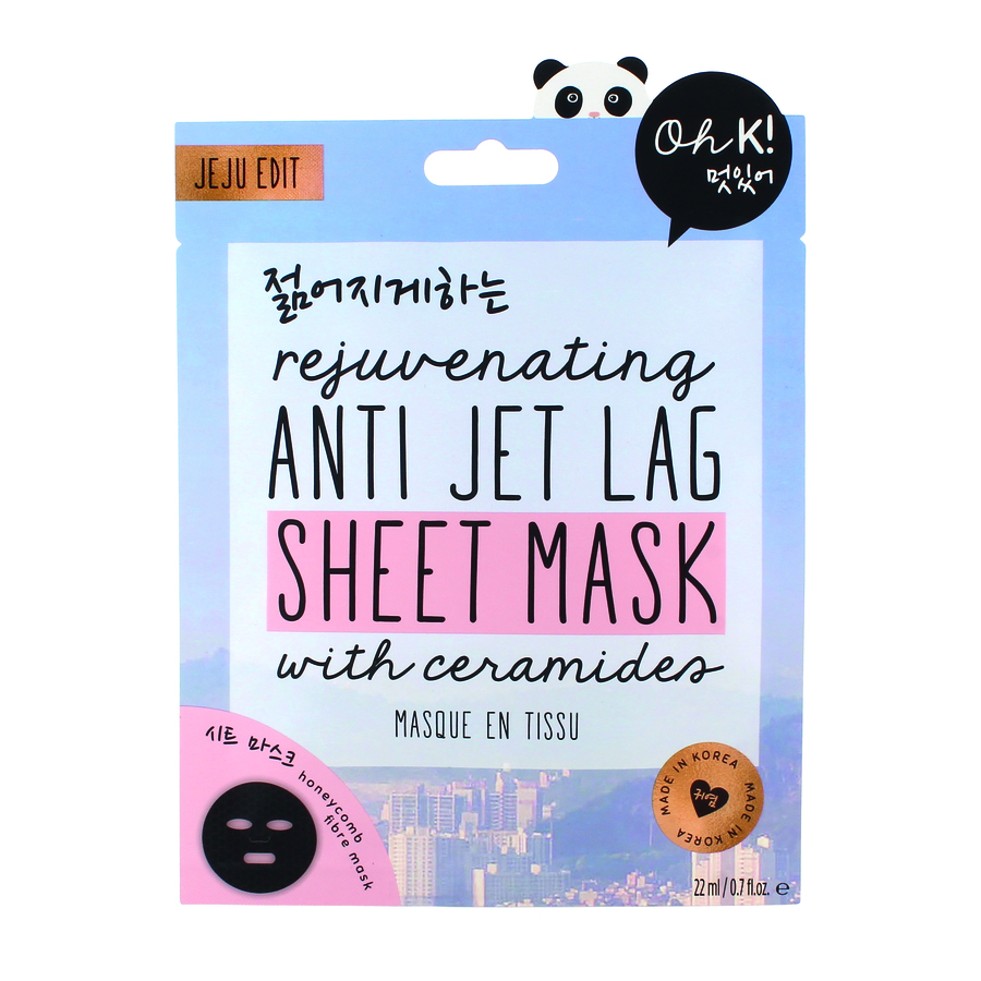 Oh K! Jet Lag Mask