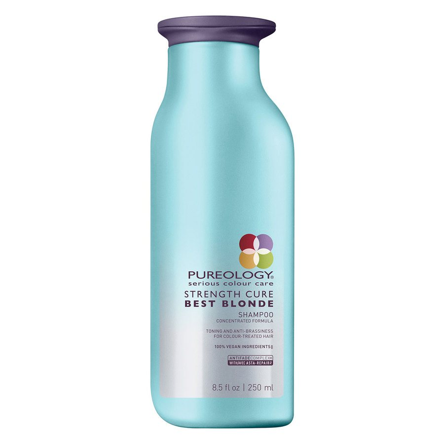 Pureology Strength Cure Best Blonde Shampoo (250 ml)