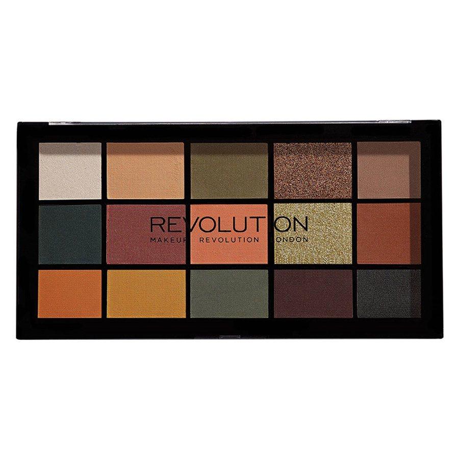 Makeup Revolution Re-Loaded Palette, Division