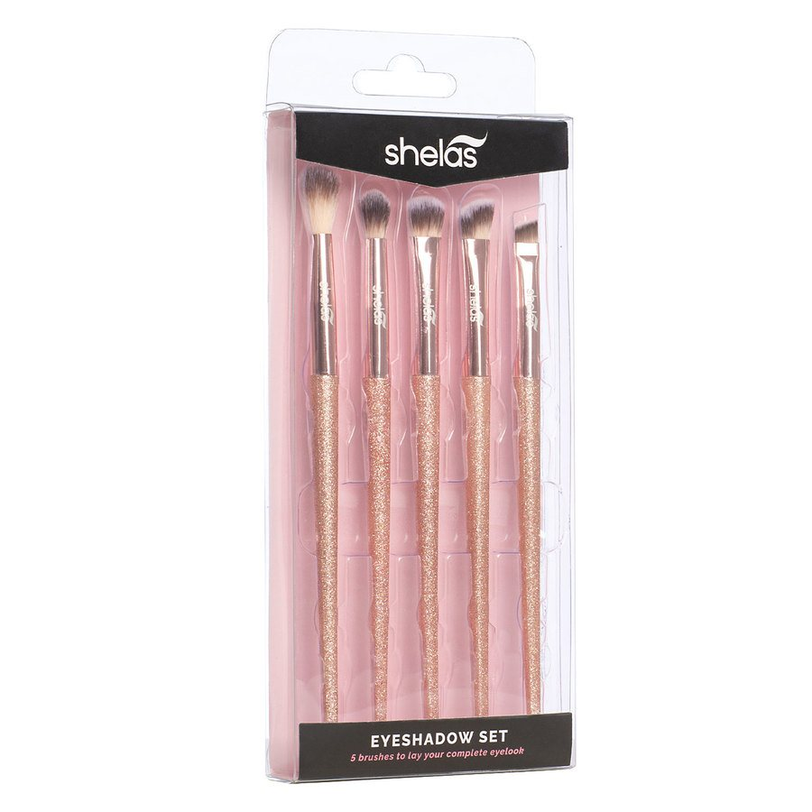 Shelas Eyeshadow Set (5-teilig)