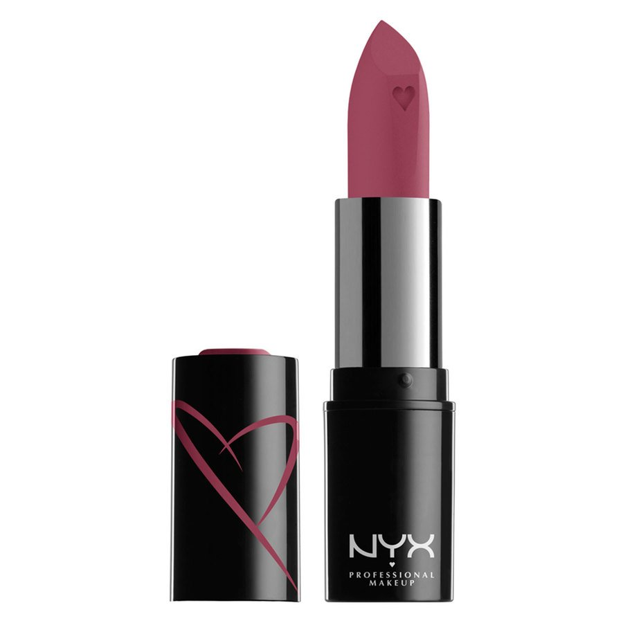 NYX Professional Makeup Shout Loud Lipstick, Love Is A Drug (3,5 g)