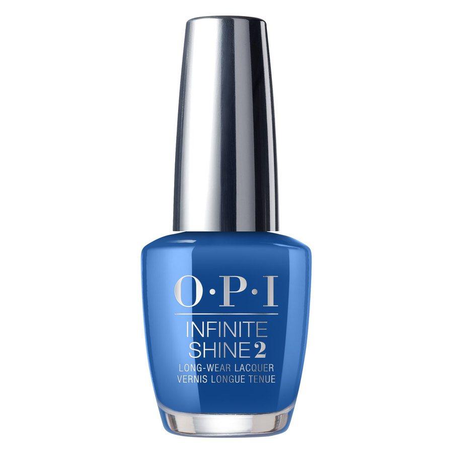 OPI Infinite Shine, Mi Casa Es Blue Casa (15 ml)