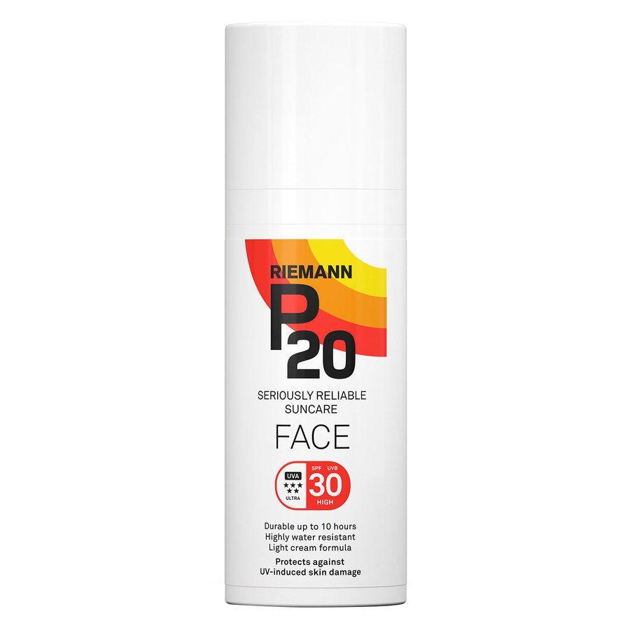 Riemann P20 Face, SPF 30 (50 ml)