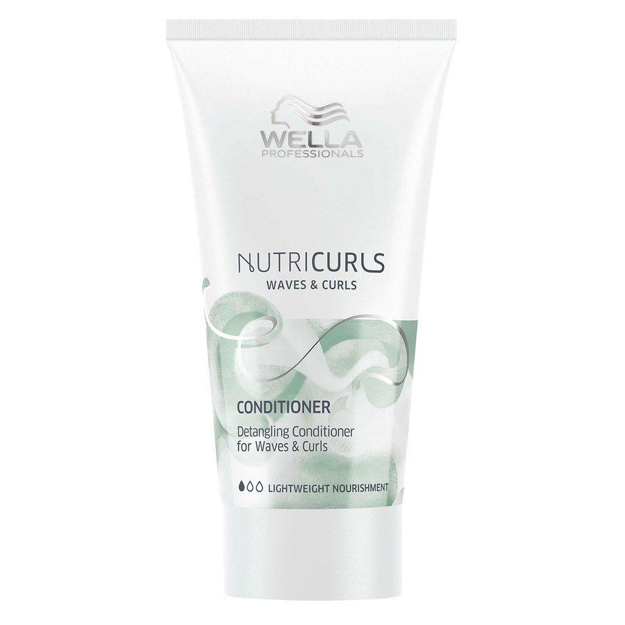 Wella Professionals Nutricurls Detangling Conditioner For Waves & Curls (30 ml)