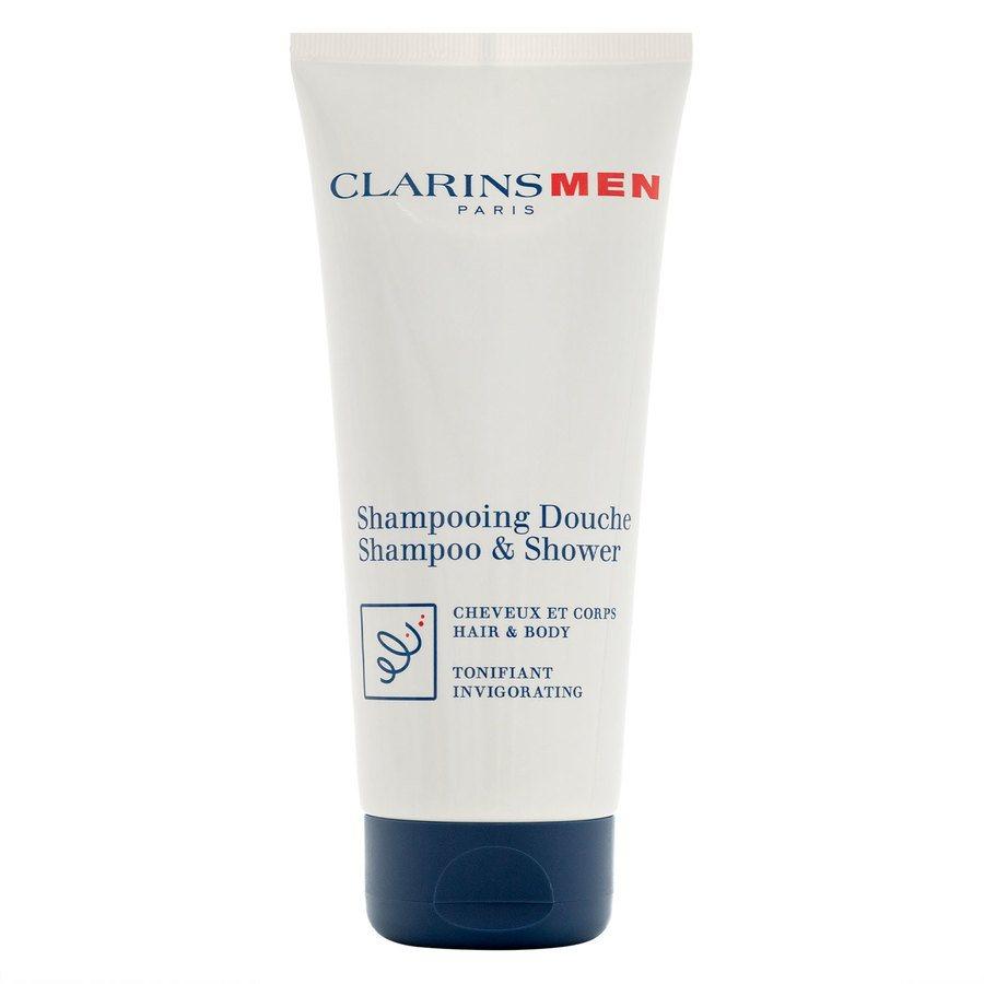 Clarins Men Shampoo & Shower Gel (200ml)