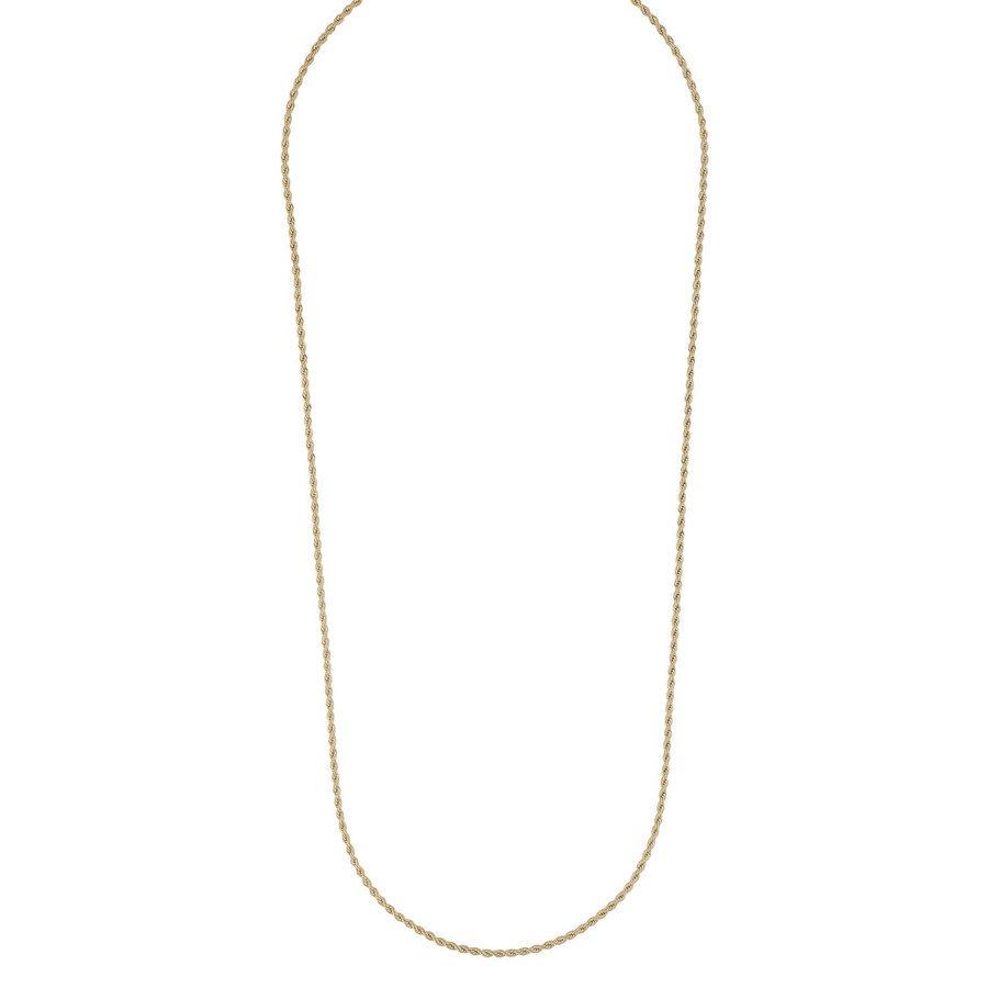 Snö Of Sweden Way Necklace, Plain (50 cm)