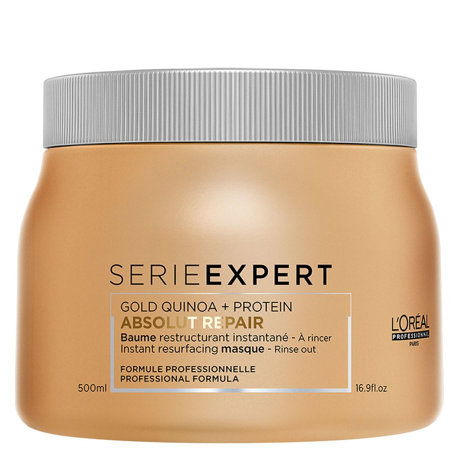 L'Oréal Professionnel Série Expert Absolut Repair Gold Instant Resurfacing Masque 500ml