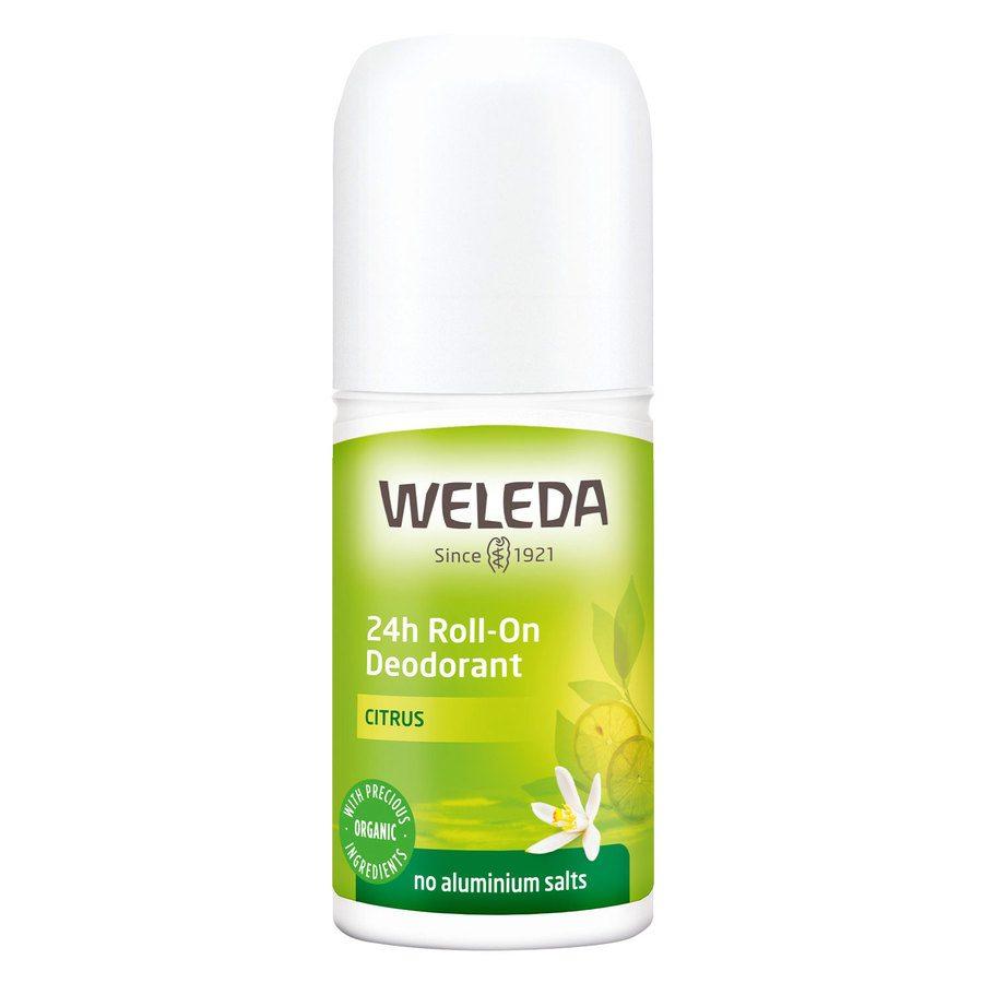 Weleda Citrus 24h Roll-on Deodorant (50 ml)