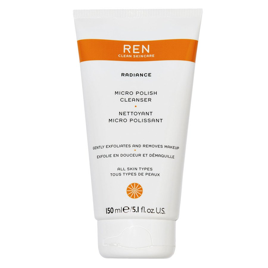REN Clean Skincare Micropolish Cleanser (150 ml)