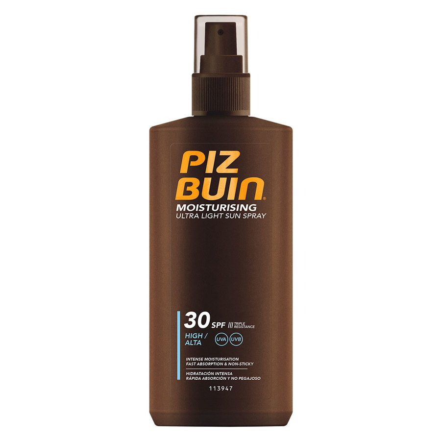 Piz Buin Moisturizing Ultra Light Lotion Spray SPF30 (200 ml)