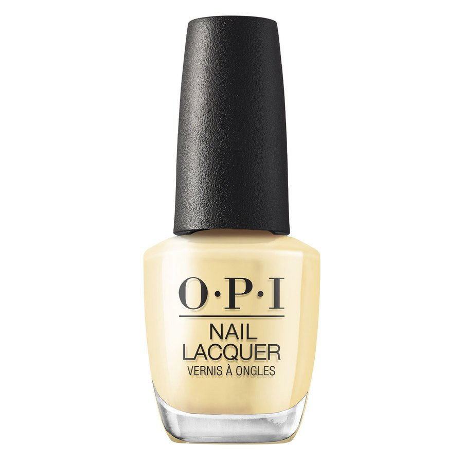 OPI Spring Hollywood Collection Nail Lacquer, NLH005 Bee-hind The Scenes 15ml