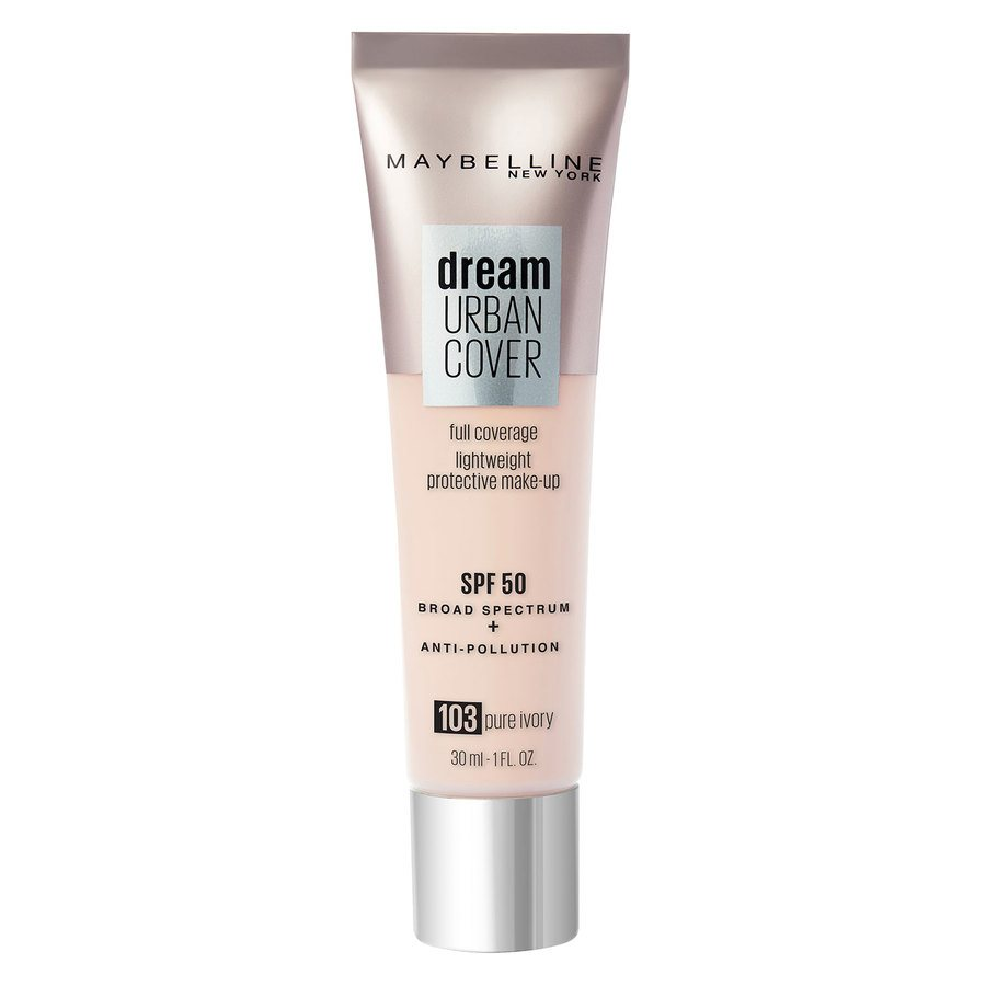 Maybelline Dream Urban Cover, #103 Pure Ivory (30 ml)