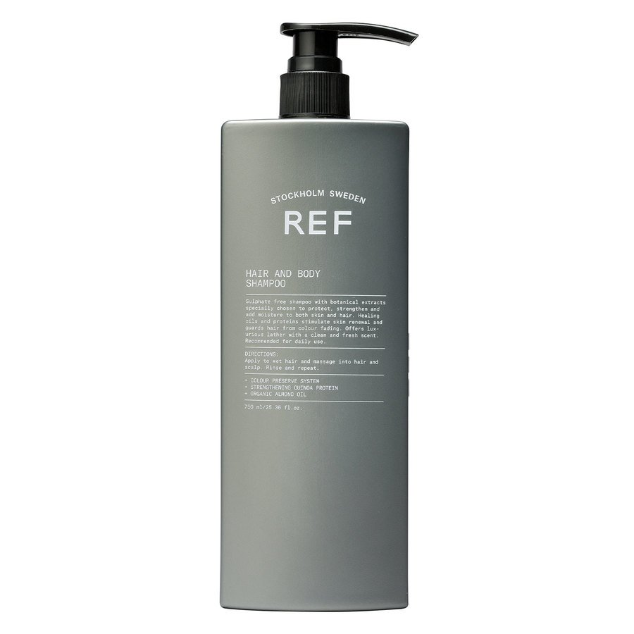 REF Hair and Body Shampoo (750 ml)