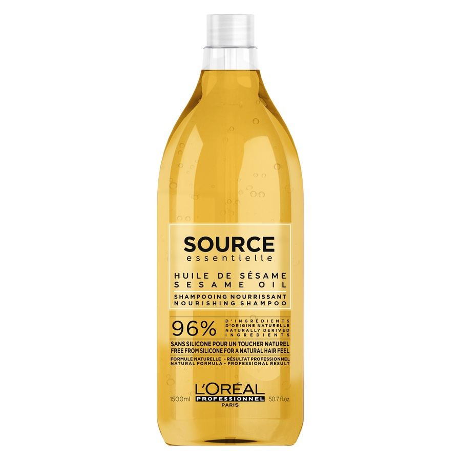L'Oréal Professional Source Essential Nourishing Shampoo Tech (1500 ml)