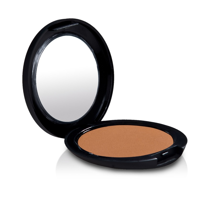 gloMinerals Pressed Base Powder Foundation (9,9 g), Tawny Medium