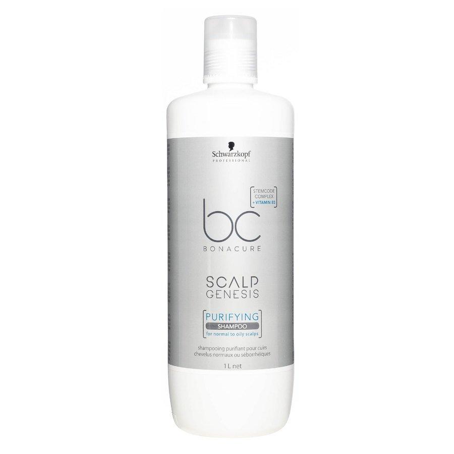 Schwarzkopf BC Bonacure Scalp Genesis Purifying Shampoo (1000 ml)