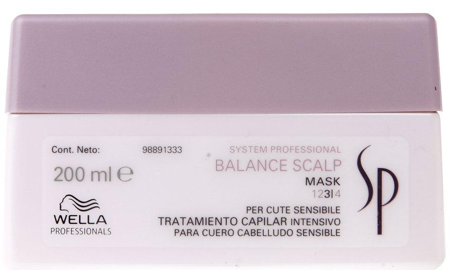 Wella SP Balance Scalp Mask (200 ml)