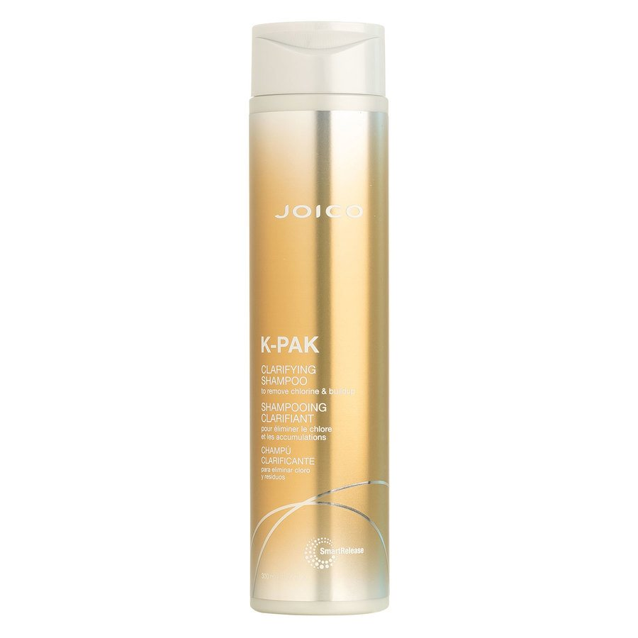 Joico K-Pak Clarifying Shampoo To Remove Chlorine & Buildup (300 ml)