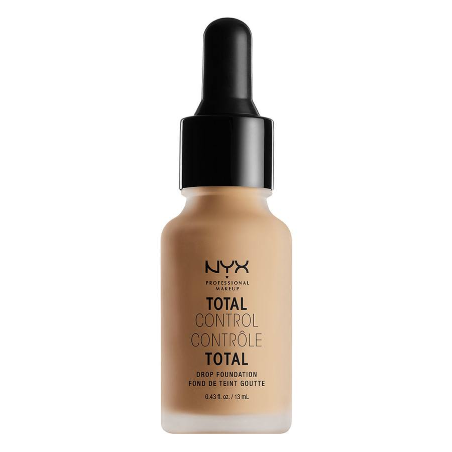 NYX Professional Makeup Total Control Drop Foundation Buff TCDF10 13ml