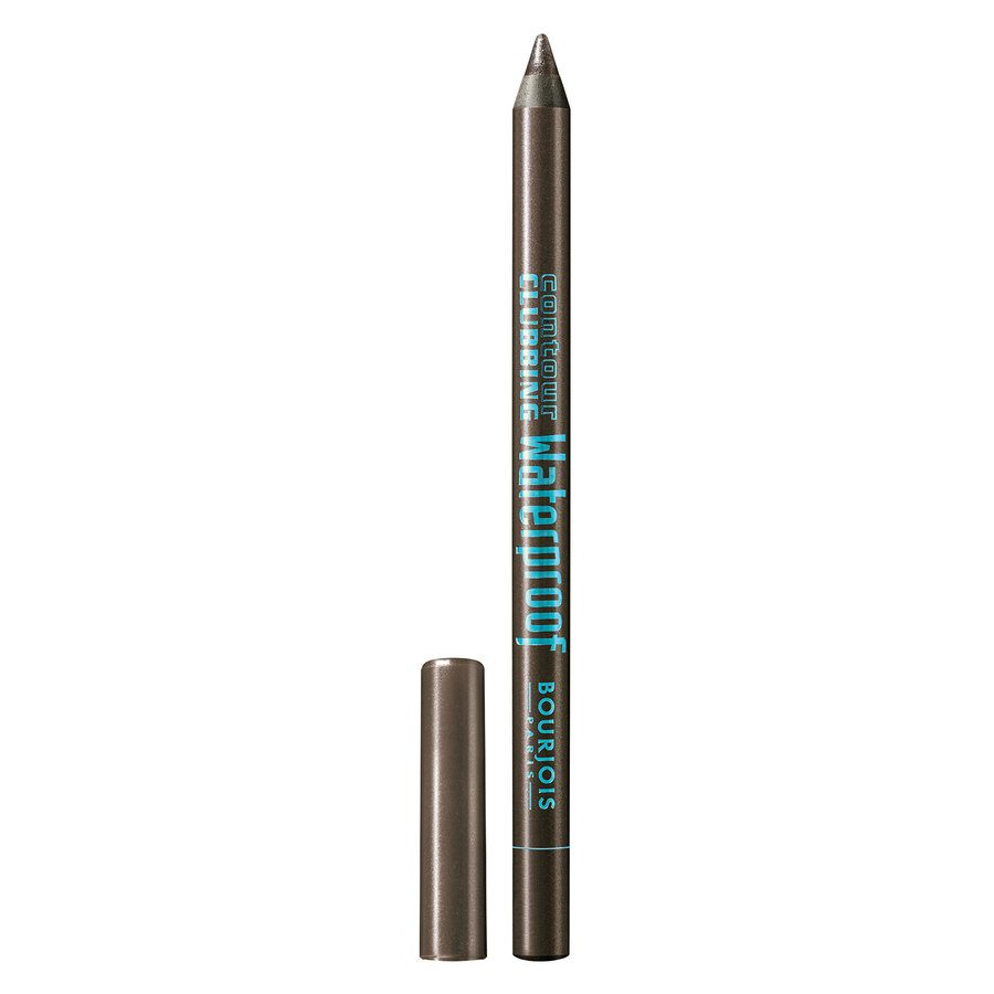 Bourjois Contour Clubbing Waterproof Pencil & Liner, 57 Up And Brown (1,2 g)