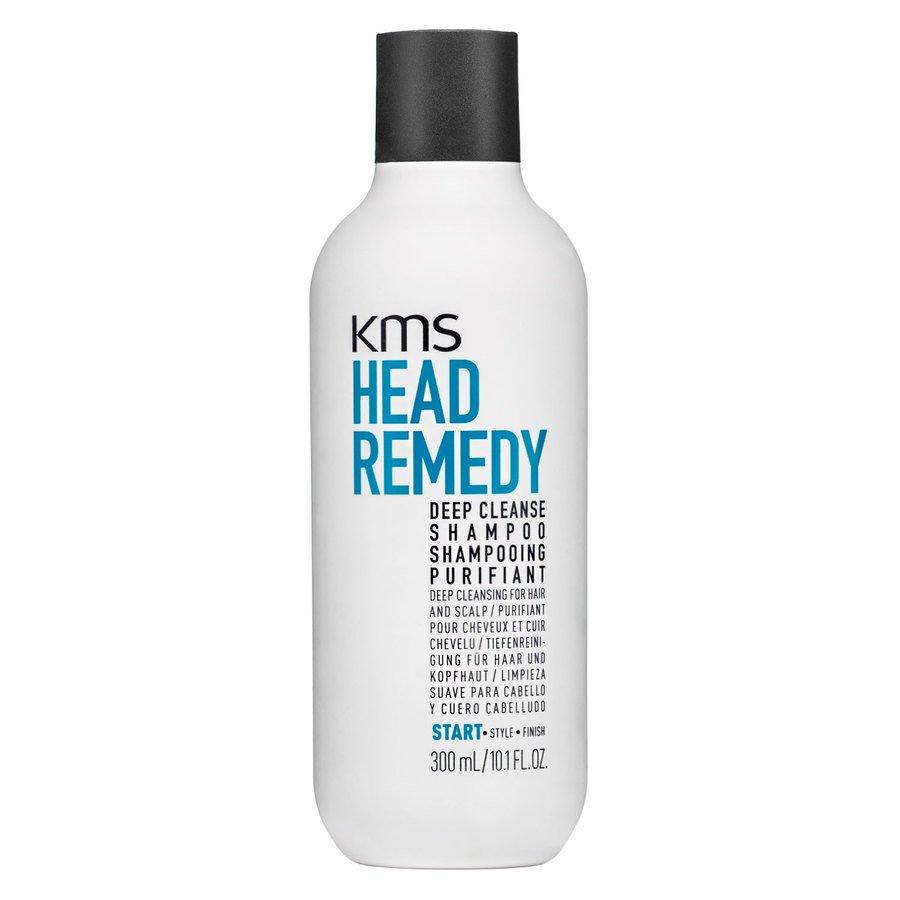 KMS Head Remedy Deep Cleanse Shampoo (300 ml)