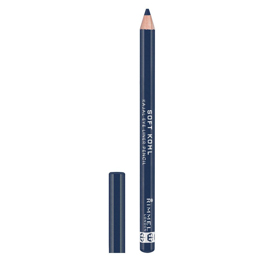 Rimmel London Soft Kohl Kajal Eye Liner Pencil, Denim Blue 1,2 g