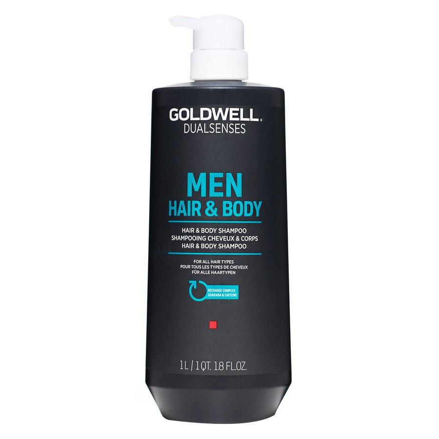 Goldwell Dualsenses Men Hair & Body Shampoo (1000ml)
