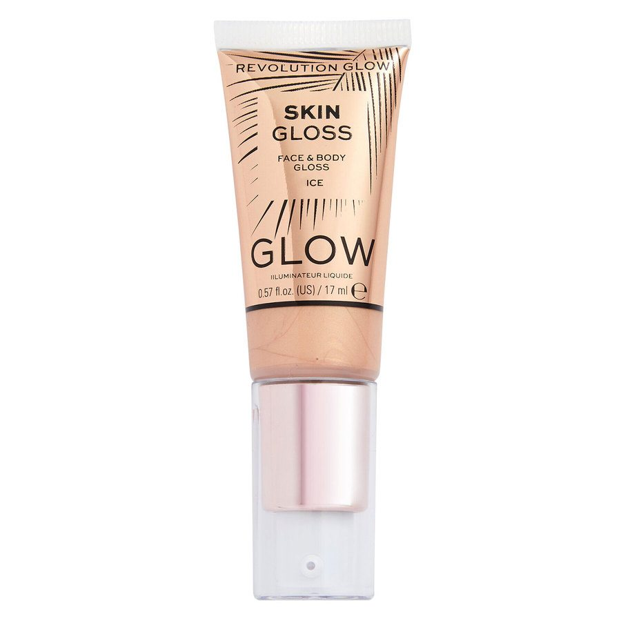 Revolution Face & Body Gloss, Ice 17ml