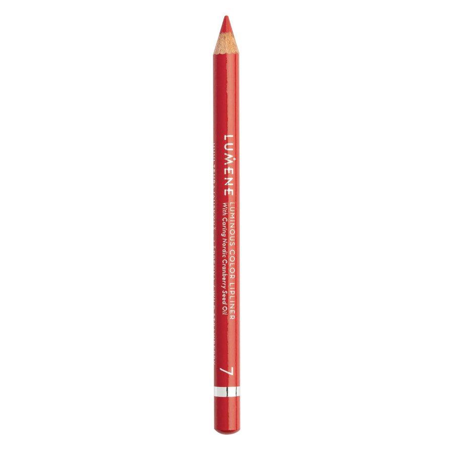 Lumene Luminous Color Lipliner, 7 Wild Strawberry 1,1 g