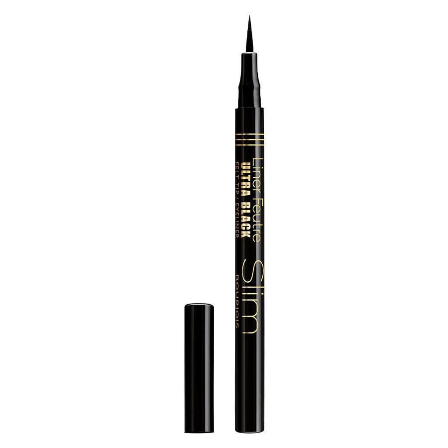 Bourjois Liner Feutre Slim Eyeliner, 17 Ultra Black 0,8 ml
