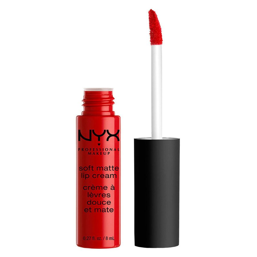 NYX Professional Makeup Soft Matte Lip Cream Lippencreme, Amsterdam SMLC01