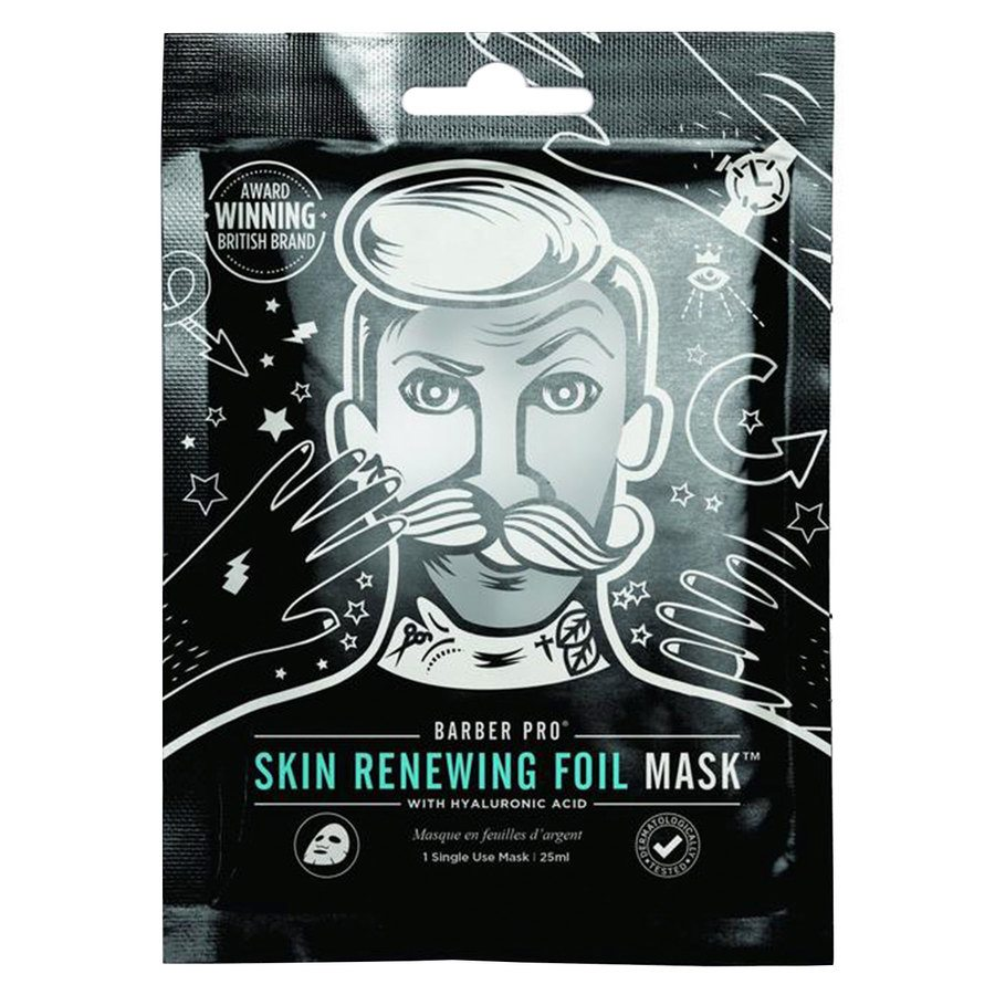 Barber Pro Skin Renewing Foil Mask (25 ml)