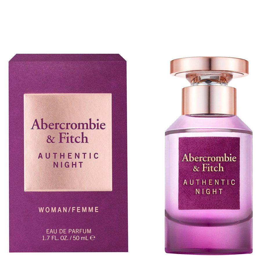 Abercrombie & Fitch Authentic Night Eau De Parfum (50ml)