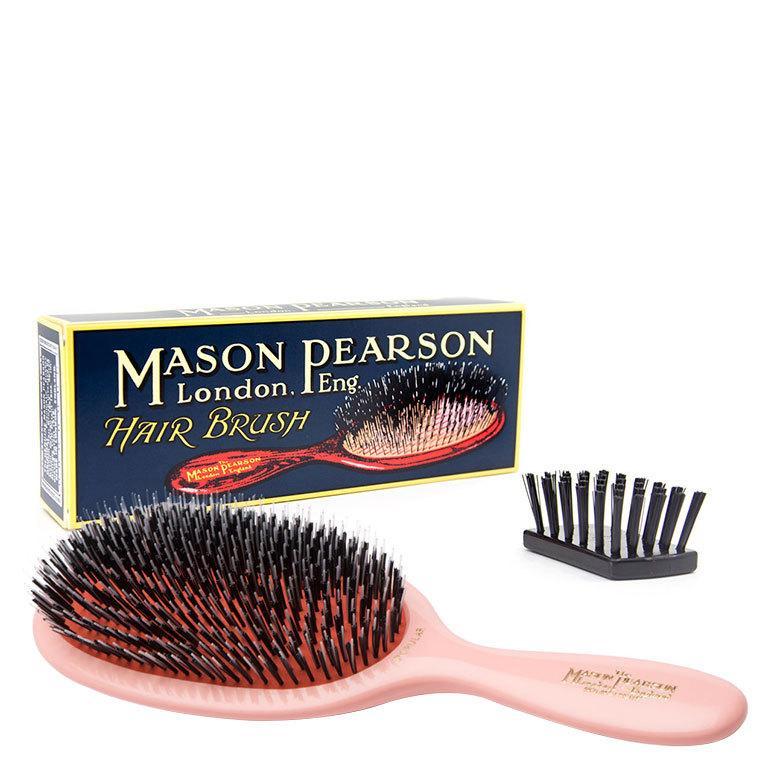Mason Pearson BN1 Large Bristle & Nylon, Pink
