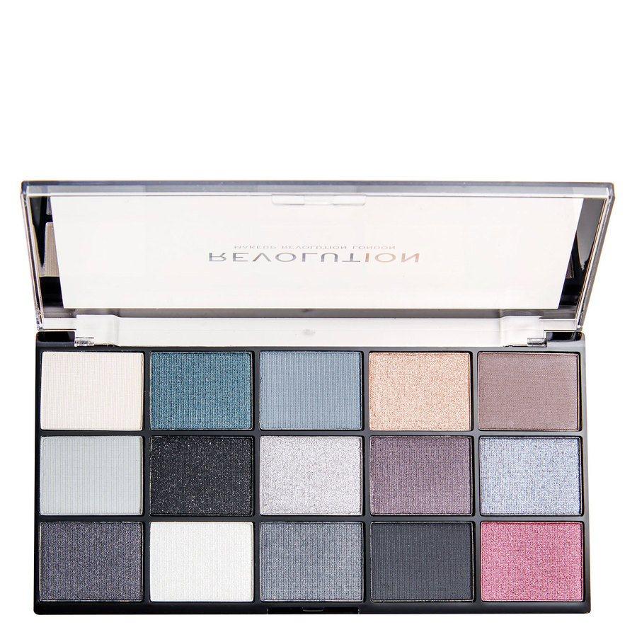 Makeup Revolution Reloaded, Blackout Palette