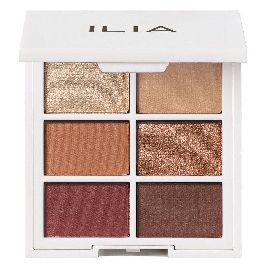 Ilia The Necessary Eyeshadow Palette Warm Nude 1,68g