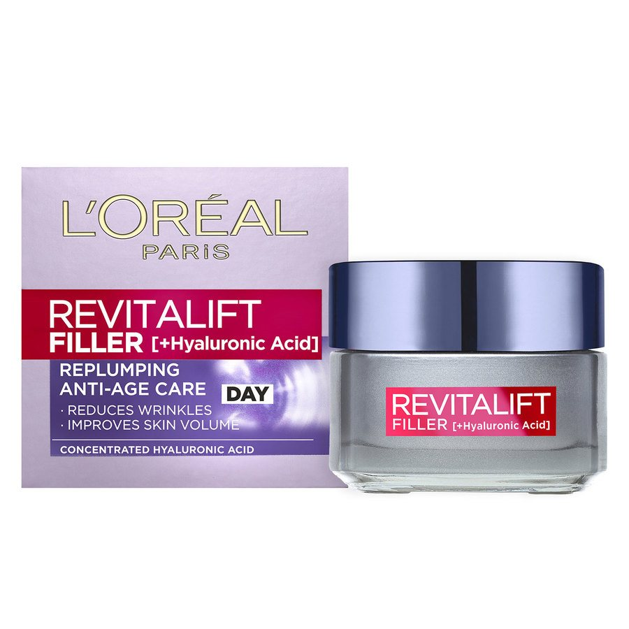 L'Oréal Paris Revitalift Filler Daycream (50 ml)