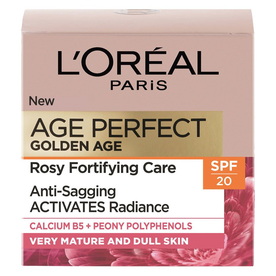 L'Oréal Paris Age Perfect Golden Age Day Cream SPF20 50 ml