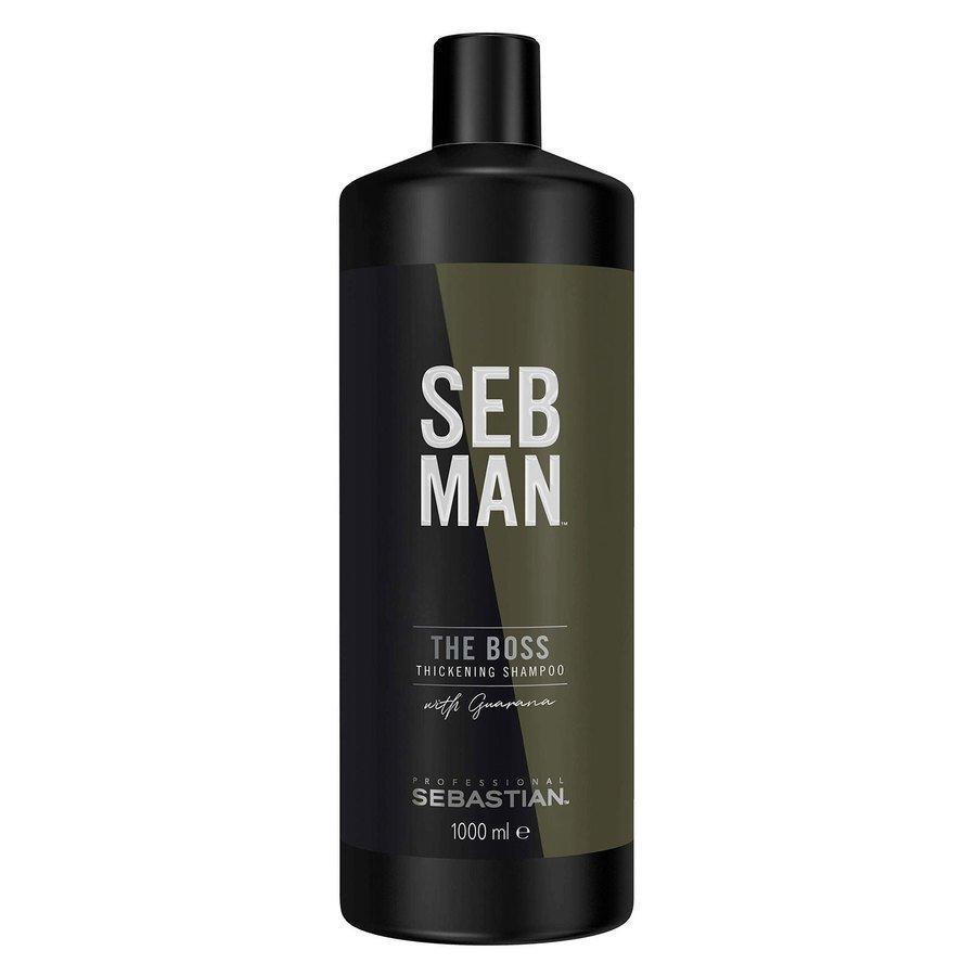 Seb Man The Boss Thickening Shampoo (1000 ml)