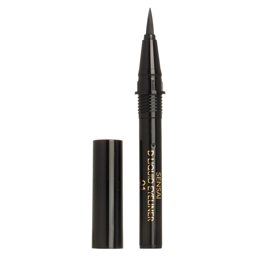Sensai Designing Liquid Eyeliner, 01 Black (0,6 ml)