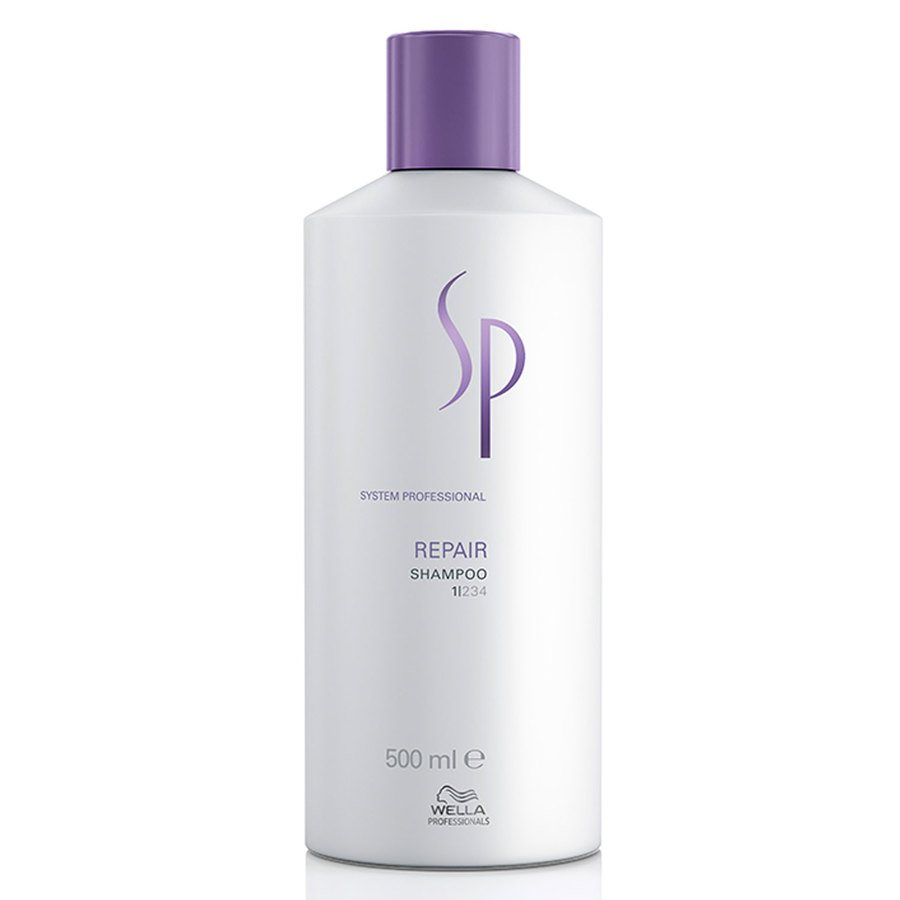 Wella Sp Repair Shampoo 500ml