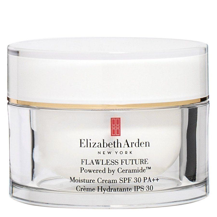 Elizabeth Arden Flawless Future Moisture Cream Feuchtigkeitscreme LSF 30 (50 ml)